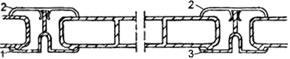 Полые плиты с внутренними ребрами жесткости